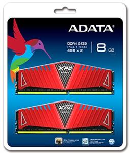 ADATA XPG Z1 DDR4 8GB 2133MHz CL15 Dual Channel Desktop RAM